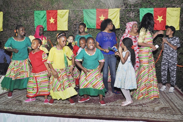 CAMEROON NATIONAL DAY SHOW