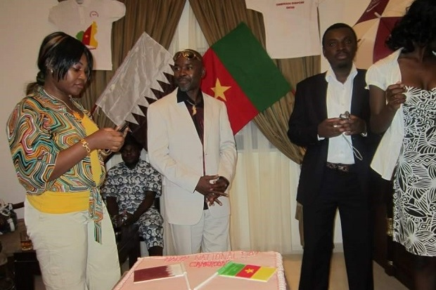CELEBRATING CAMEROON NATIONAL DAY