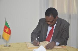 H.E SAGOUR YOUSSOUF MAHAMAT ITNO, Ambassador of Chad