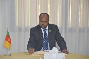 Mr YIRGALEM BAHRISHUM, Counsellor, Ethiopian Embassy
