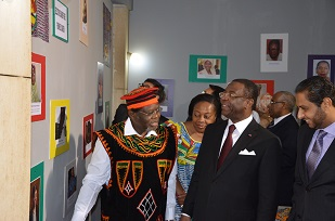 4_Photo Exhibition of some famous  Cameroonian Women