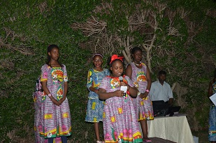 7_Poem read by Young  Cameroonians